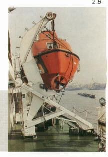 marine equipments lifesaving deck mooring
