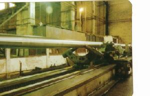 marine stern frame propeller shaft tube boss