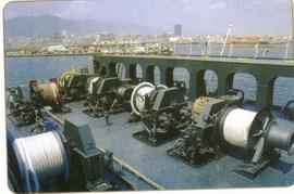 winch windlass