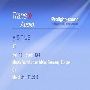 pro light sound 2010