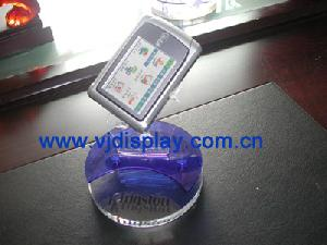 acrylic mp4 holder
