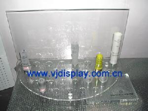 countertop cosmetics display