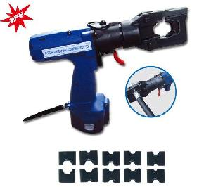 battery hydraulic crimper