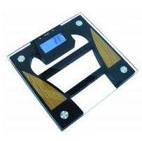 Electronic Body Fat / Water Scales With Blue Backlight.