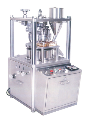 tablet press processing equipments lab scale r d pharmaceutical