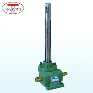 martinetto vite worm gear screw jack