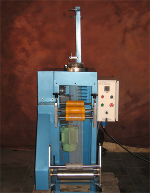 mono filament knitting machine