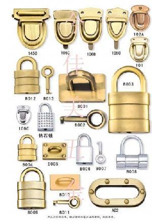 alloy lock padlock rhinestone