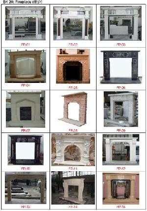 granite marble fireplaces fireplace mantel carving stone