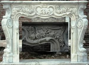 granite marble stone tile fire