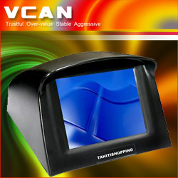 2 5 rearview monitor rvm250