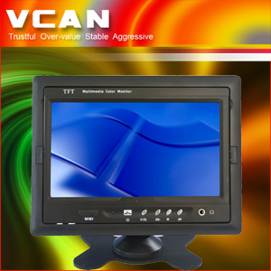 7 tft lcd monitor