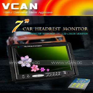 7 tft lcd monitor tm 701h