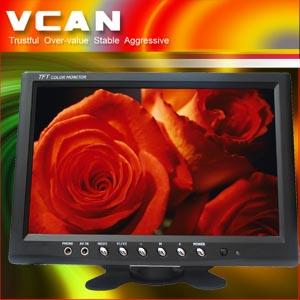 9 tft lcd monitor