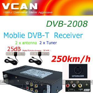 car mobile dvb t tv box