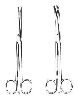 mayo stille scissors german stainless
