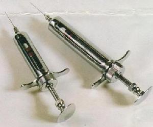 veterinary cartridge syringes
