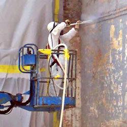 pressure water blasting pump