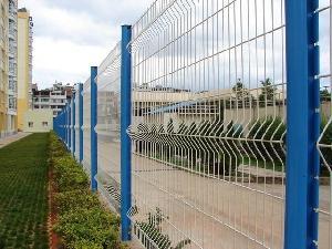 anti climbing fence