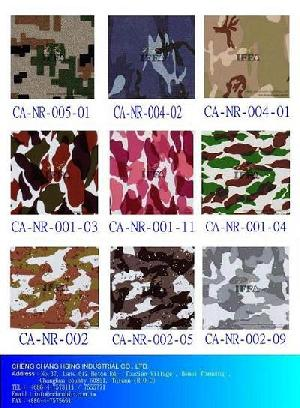 camouflage water transfer printing hunting