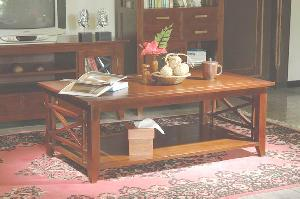 coffee table mahogany wood