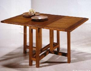 table 6 legs solid mahogany