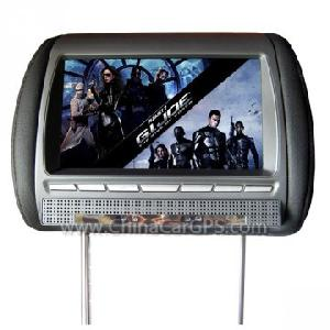 8 5 headrest dvd player sd usb fm ir mp4 divx