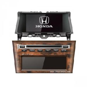 honda accord 08 navigation 8 hd touchscreen built bluetooth ipod control dual zone