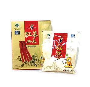 ginseng powder korea