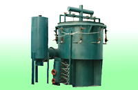 exhaust flotation deinking machine