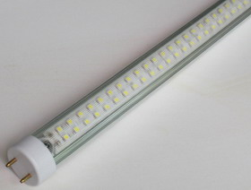 led tubes replacing fluorescent