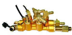 brass connections