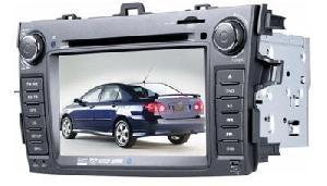7inch touch screen car dvd gps corolla sd 6010