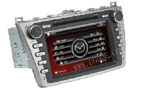 digital 7 lcd car dvd gps system honda civic sd 6051