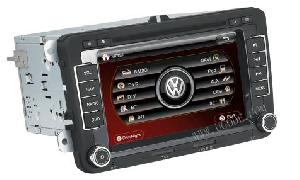digital hd lcd vw jetta golf passat b6 seat sd 6025