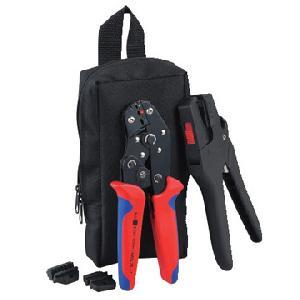 snk d302ca crimping tool kits