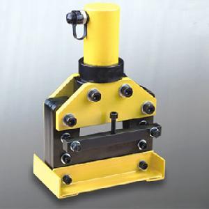 wxm 150q hydraulic busbar cutter cutting tool