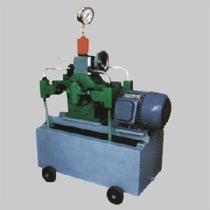 wxs4 16 electric pressure testing pumps