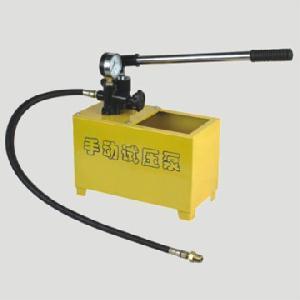 wxsg manual pressure testing pumps