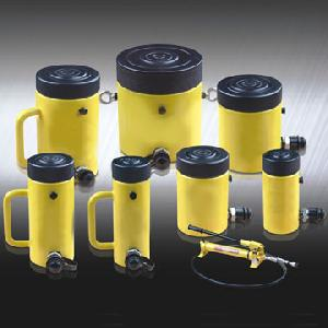wxyg safety locknut hydraulic cylinders