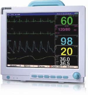 15 multi parameter patient monitor