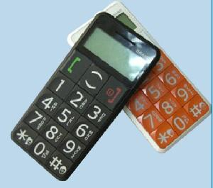 senior phone dual band gsm sim standby mp3 key fonts