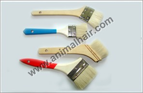 goat hair brush stock