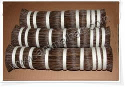 horse tail hair brush fiber