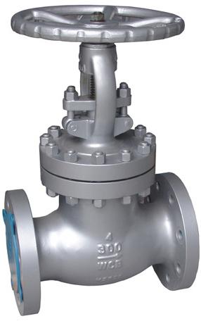 en 10222 2 din 3840 cast steel globe valve