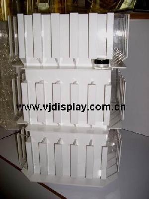 acrylic cosmetics carousel