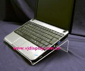 acrylic laptop display stand