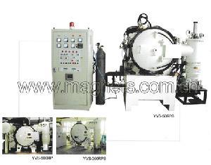 sintered ndfeb vacuum sintering furnace