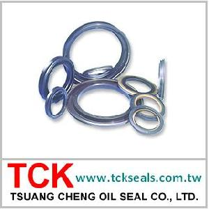 triple lip seal external oil seals