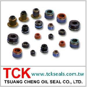 valve steam seal oil seals